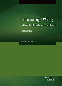 Legal Writing Books Within The Paralegal Resource Center From West Academic